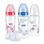 NUK 10225102 First Choice+ 3 plus