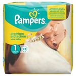 Pampers New Baby größe 1 Newborn 2-5 kg