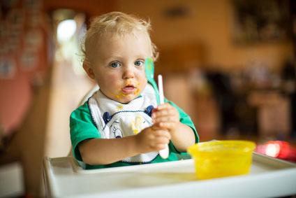 Babynahrung im Internet bestellen