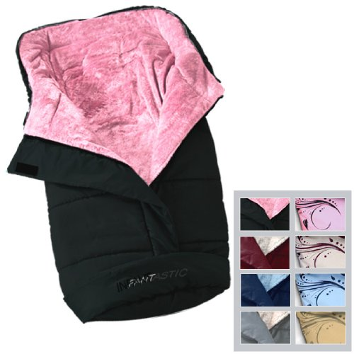 infantastic fleece winterfu sack. Black Bedroom Furniture Sets. Home Design Ideas