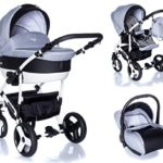Travel System Camarelo Carera New Can Set