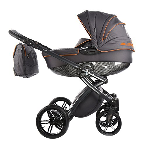 Features Knorr Kinderwagen