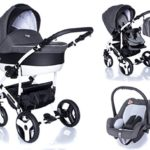 Kinderwagen Travel System Camarelo Carera New Can im Set
