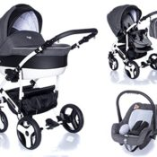 Kinderwagen Travel System Camarelo Carera New Can im Set