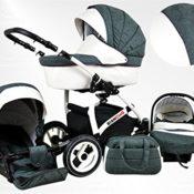Lux4Kids Kinderwagen Komplettset