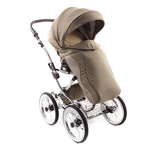luxuskinderwagen knorr baby apart cappucino. Black Bedroom Furniture Sets. Home Design Ideas