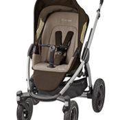 Maxi-Cosi Kombi-Kinderwagen Mura 4 Plus braun