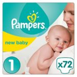 Pampers New Baby Gr. 1 Babywindeln