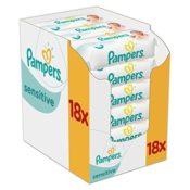 Pampers Feuchttücher pack