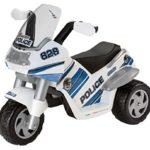 Peg Perego Elektromotorrad Polizei