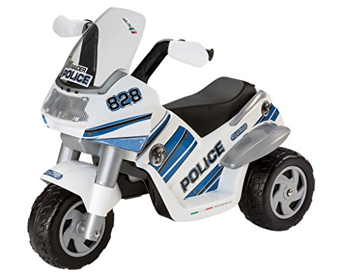 peg perego elektro motorrad polizei. Black Bedroom Furniture Sets. Home Design Ideas