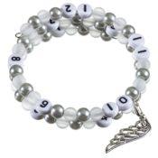 Stillarmband Perlen