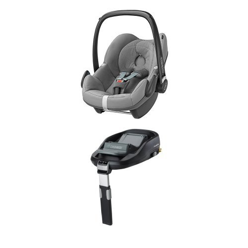 maxi cosi pebble babyschale gruppe mit isofix station. Black Bedroom Furniture Sets. Home Design Ideas